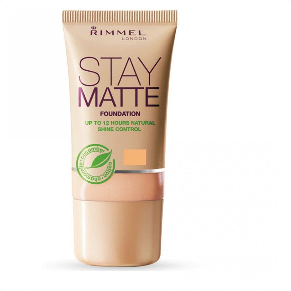 Stay Matte Tečni puder