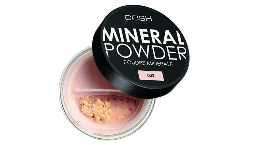 GOSH mineral puder u prahu