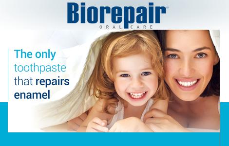 BIOREPAIR® – zubna pasta koja popravlja dok četkate!