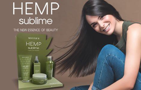 HEMP Sublime – novo značenje ljepote!