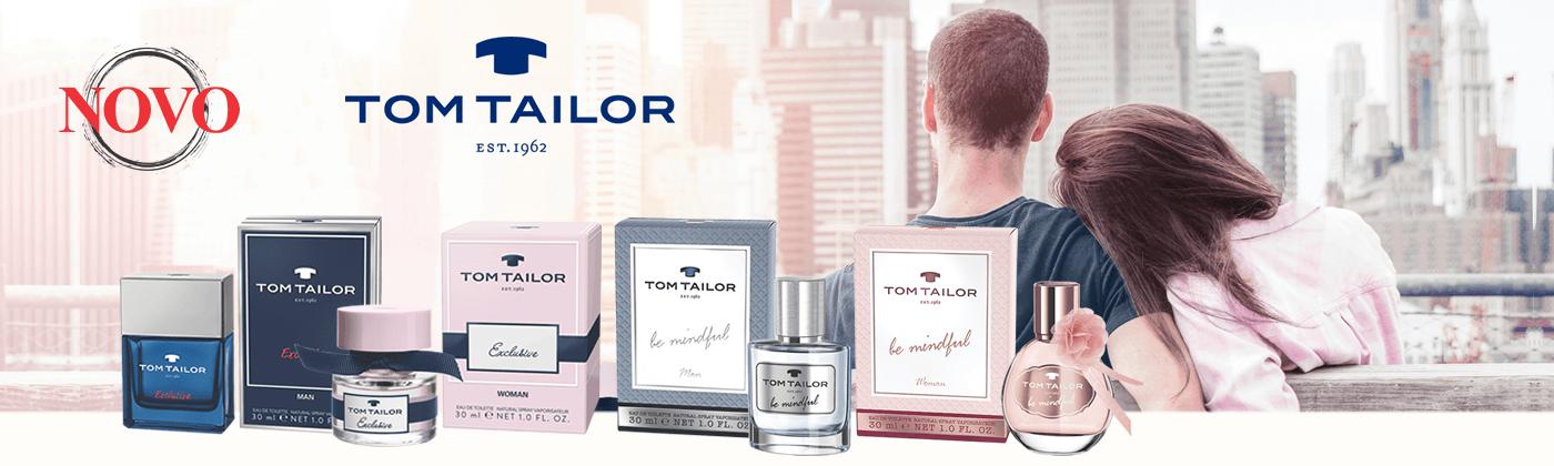 TOM Tailor mirisi