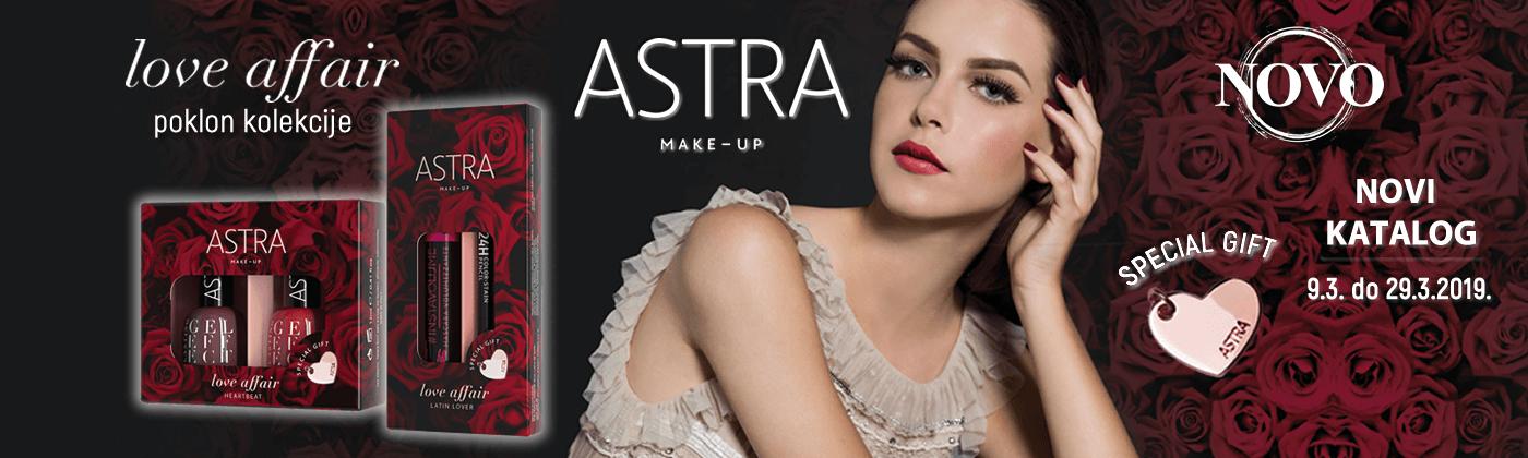 ASTRA Makeup
