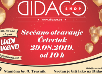 Otvaranje Travnik