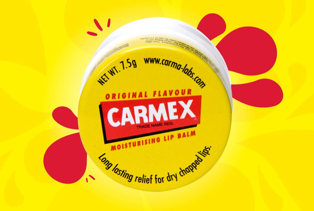 CARMEX teglica