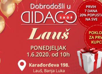 DIDACO otvaranje LAUS Banja Luka