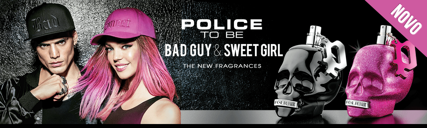 POLICE BAD GUY_ SWEET GIRL mirisi