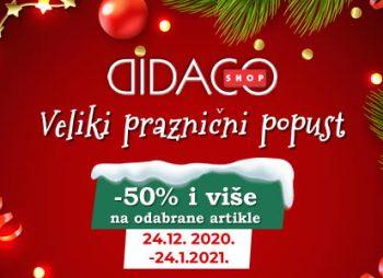 Didaco-Shop-praznični popust